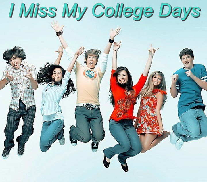 about my college life