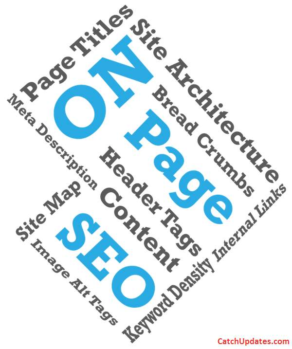 On Page SEO Techniques To Improve Website Ranking