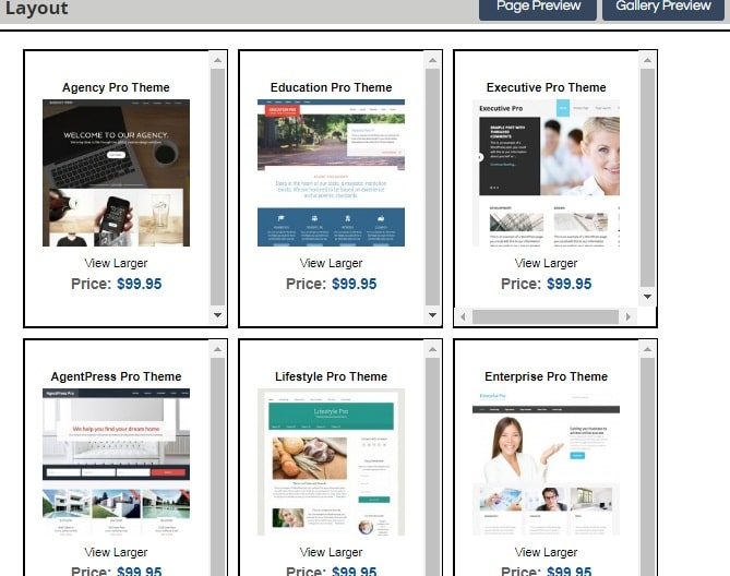 ShareASale - Make Page For Merchants Products