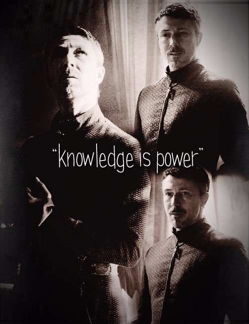 Lessons Bloggers Can Learn From Game Of Thrones - Petyr Baelish