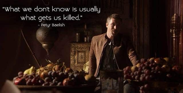 Lessons Bloggers Can Learn From Game Of Thrones - Petyr Baelish1