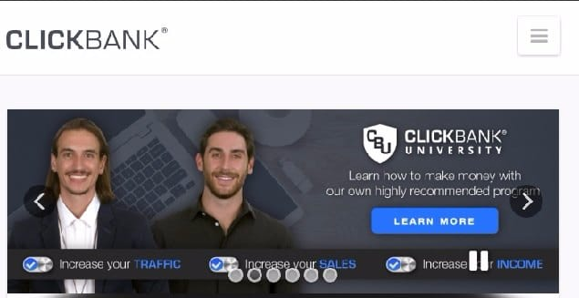 clickbank top affiliate networks