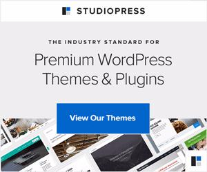StudioPress Premium WordPress Themes
